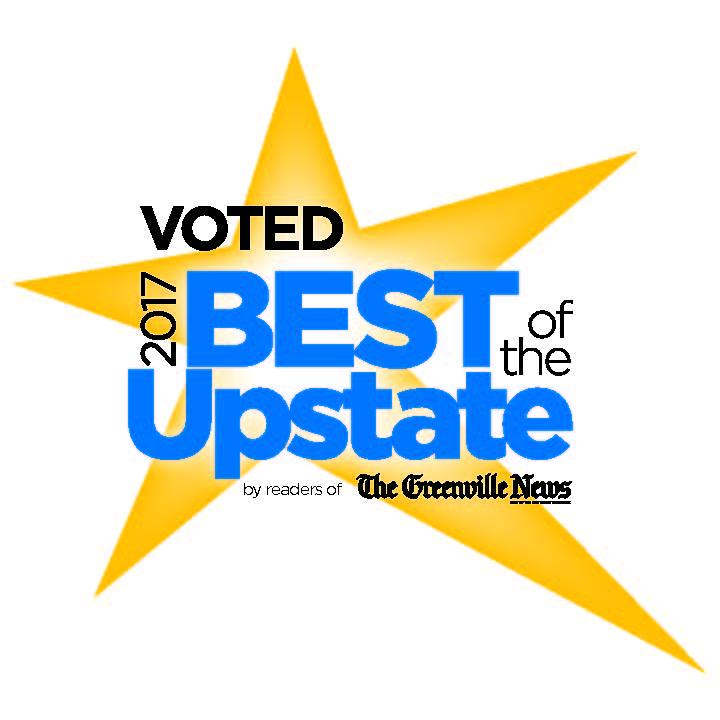Voted Best Of Upstate 2017