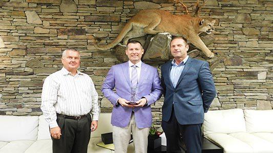 Guy Roofing Wins GAF Presidents Club Award!