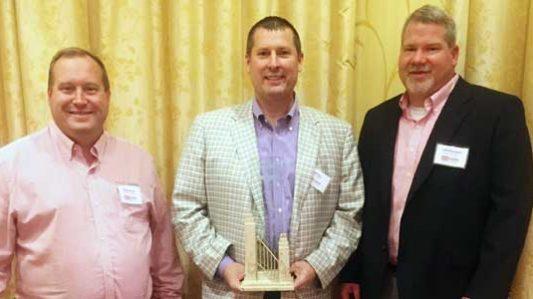 2015 Outstanding Subcontractor Award