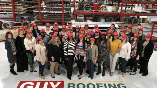 Guy Roofing Celebrates National Women in Roofing Day