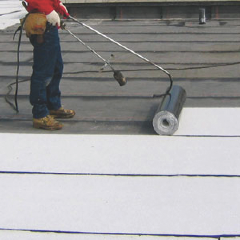 Modified Bitumen Guy Roofing